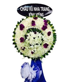 hoa chia buồn sài gòn