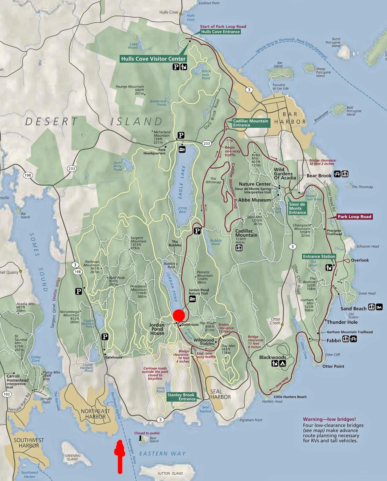Northeast Harbor Maine Map.Great Loop Two Last Dance Maine Mount Desert Island Northeast