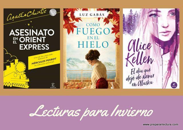 libros para leer en invierno en casa