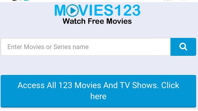123movies Hollywood, 123movies website