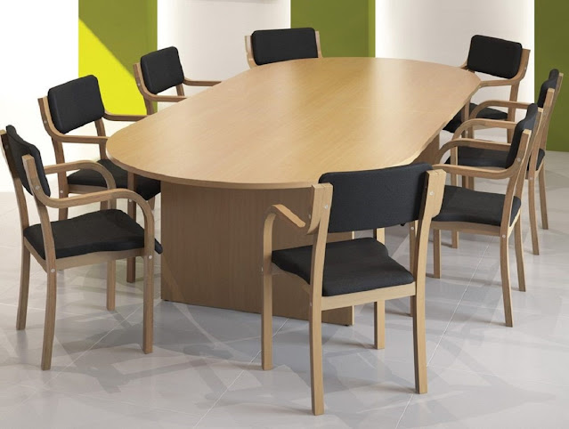 Bàn ghế phòng họp đẹp