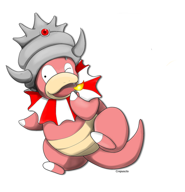Pokemon Slowking