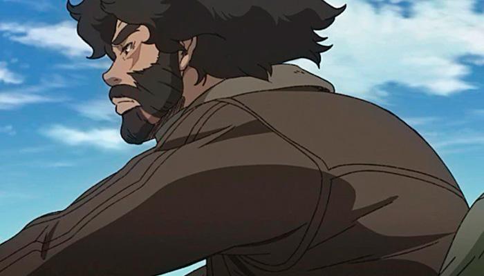 Megalo Box 2: Nomad anime