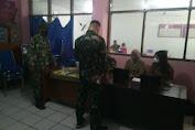 Percepatan Vaksinasi Nasional Koramil 02/TB Gelar Serbuan Vaksinasi TNI Bagi Masyarakat Umum