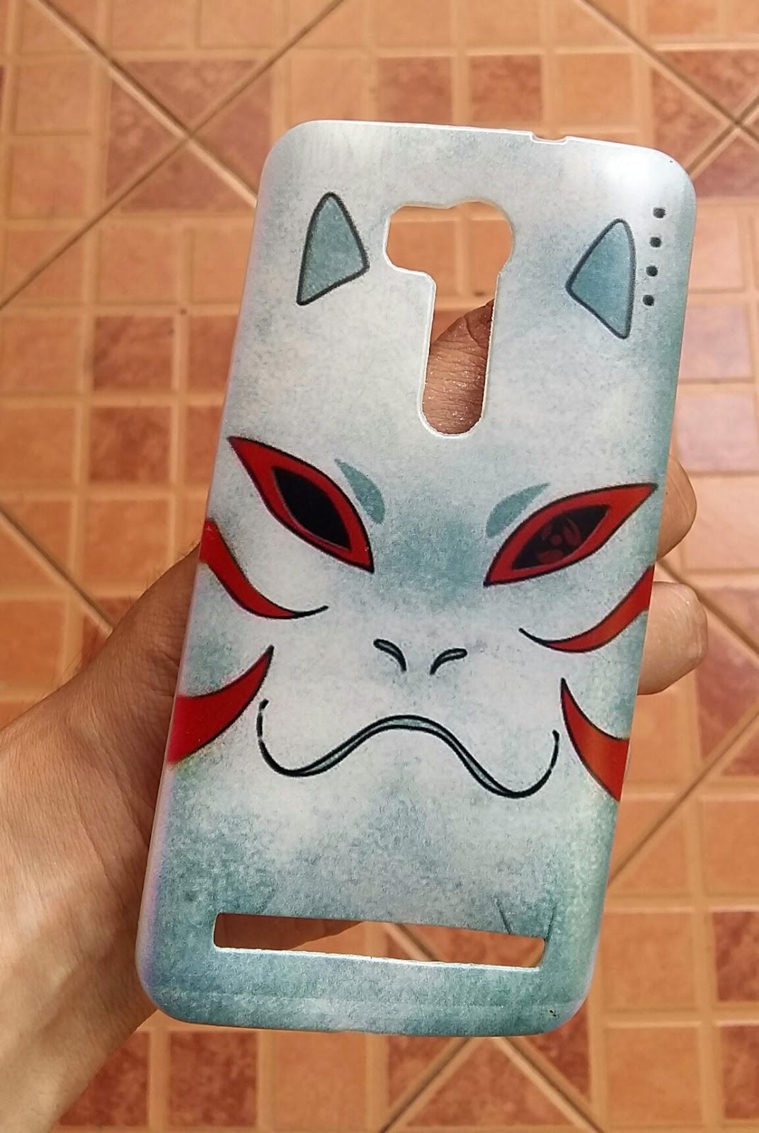 custom casing naruto topeng anbu
