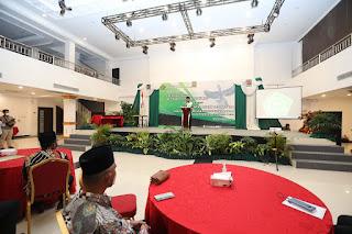 Asrama Haji Transit dan MAN-IC Mulai Dibangun