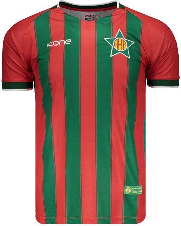 Ícone Sports lança a camisa reserva da Portuguesa Carioca - Show de ... 78b378d8ace08