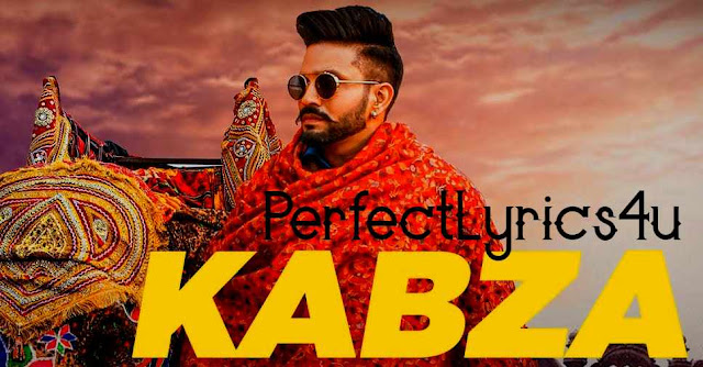 Dilpreet Dhillon - Kabza Lyrics