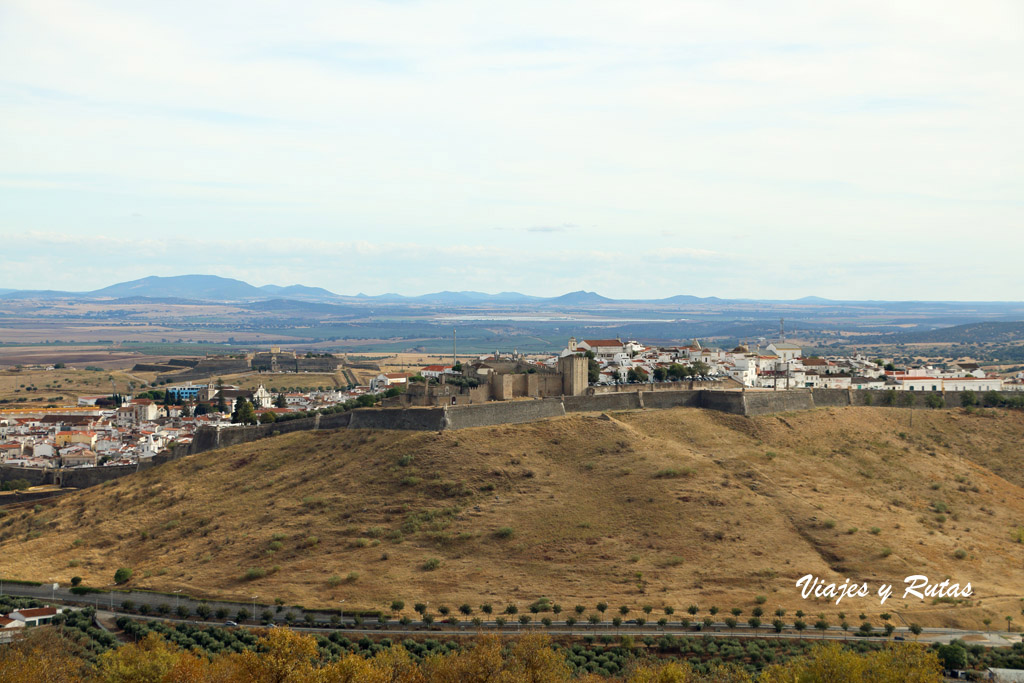 Forte da Santa Luzia, Elvas