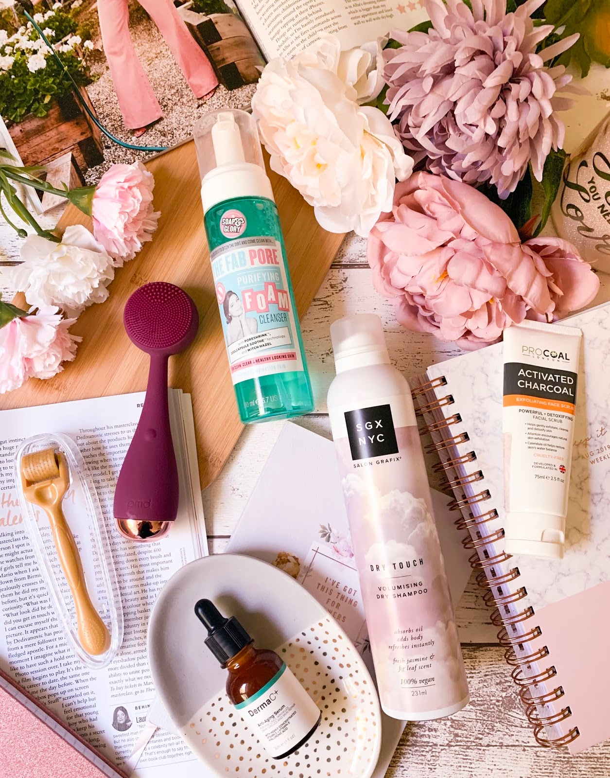 Do I Still Use The Products I Reviewed Gifted Edition Flatlay