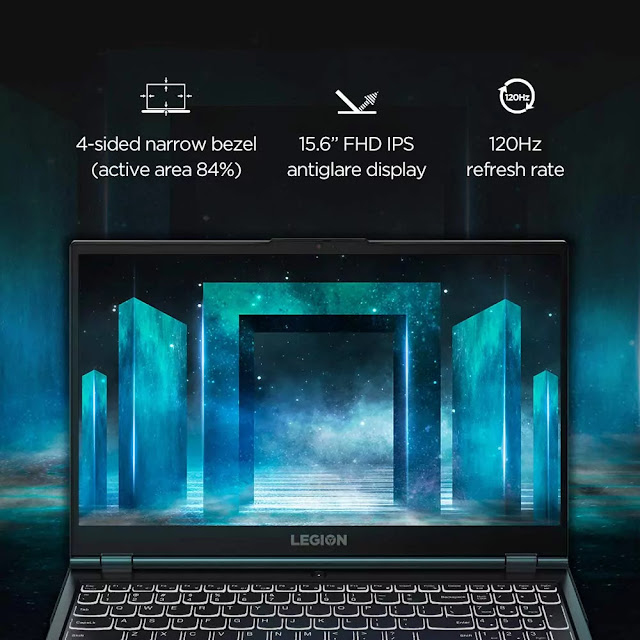 Lenovo Legion 5i Gaming Laptop Price in India, Specifications (82AU00BAIN)