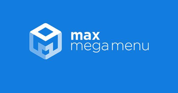 Max Mega Menu Pro v2.2.2 - Plugin For WordPress
