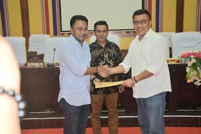 Genjot PAD, Komisi III DPRK Aceh Utara Panggil Dirut PD Bina Usaha