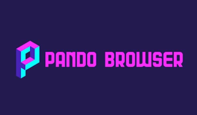 Gambar Logo Pando Browser (PANDO)
