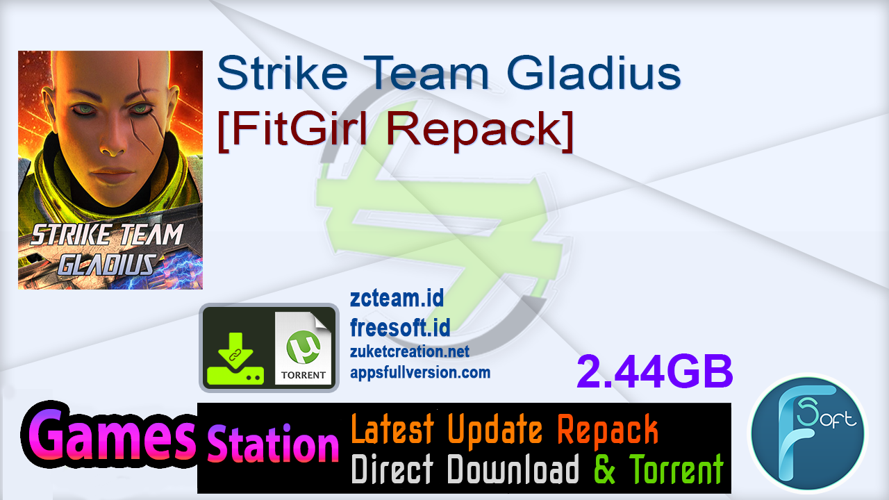 Strike Team Gladius [FitGirl Repack]