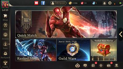 Garena AOV - Arena of Valor Apk Mod Terbaru
