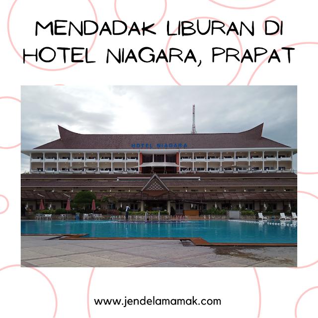 Hotel Niagara Prapat