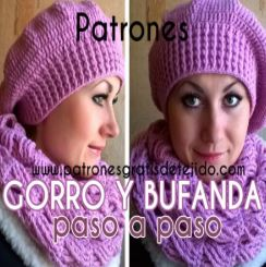 tutorial-gorro-ganchillo-boina-crochet