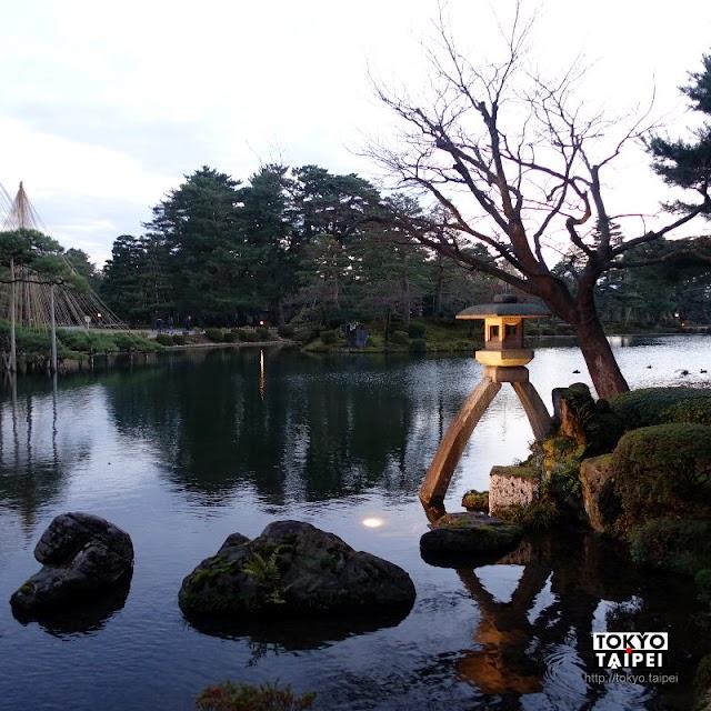 【兼六園】宏大又幽邃 日本三名園中最美的一個