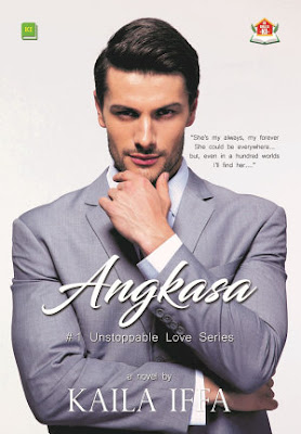 Angkasa #1 by Kaila Iffa Pdf