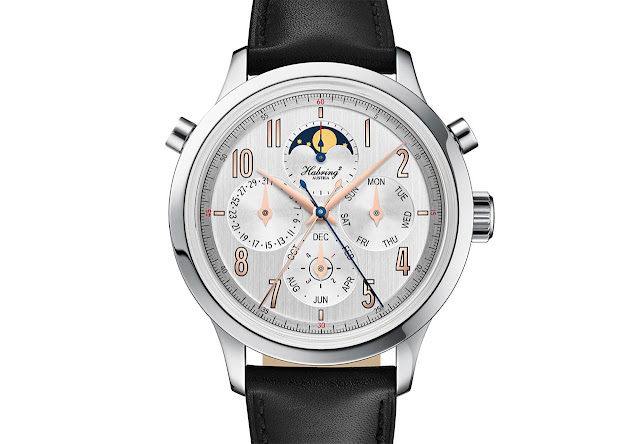 Habring2 - Perpetual Doppel Chronograph