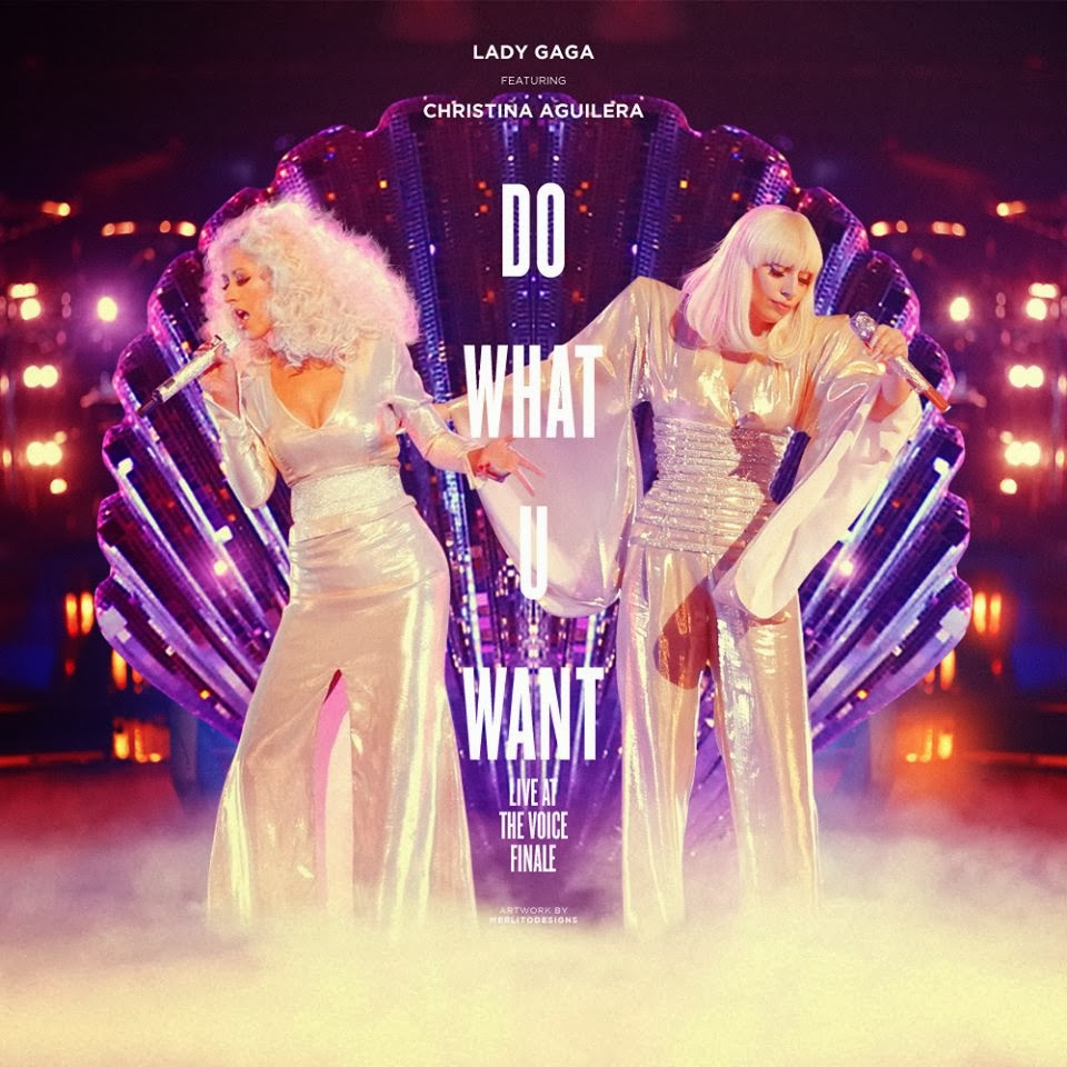 Ao Download Do What U Want Lady Gaga Feat Christina Aguilera Voice Performance