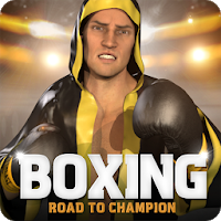 Boxing - Road To Champion Apk Game for Android