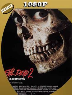 The Evil Dead (1987) HD [1080p REMUX] Latino [GoogleDrive] SilvestreHD