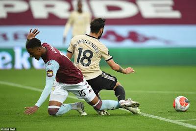 Premier League nhận SAI khi M.U được hưởng phạt đền