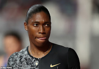 Caster Semenya LOSES appeal in Swiss Federal Supreme Court over restriction of testosterone levels in female athletes