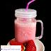 ස්ට්රොබෙරි ස්මුති (Strawberry Smoothie) 🍓🍓🍓🍓