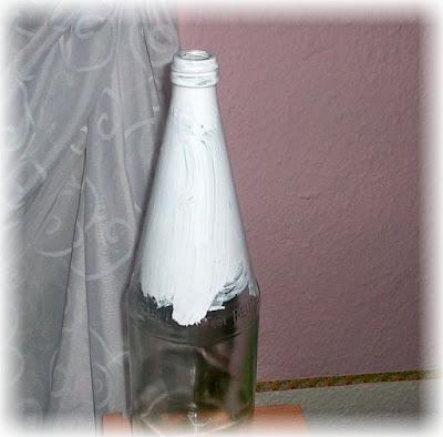 DIY Idee Flasche