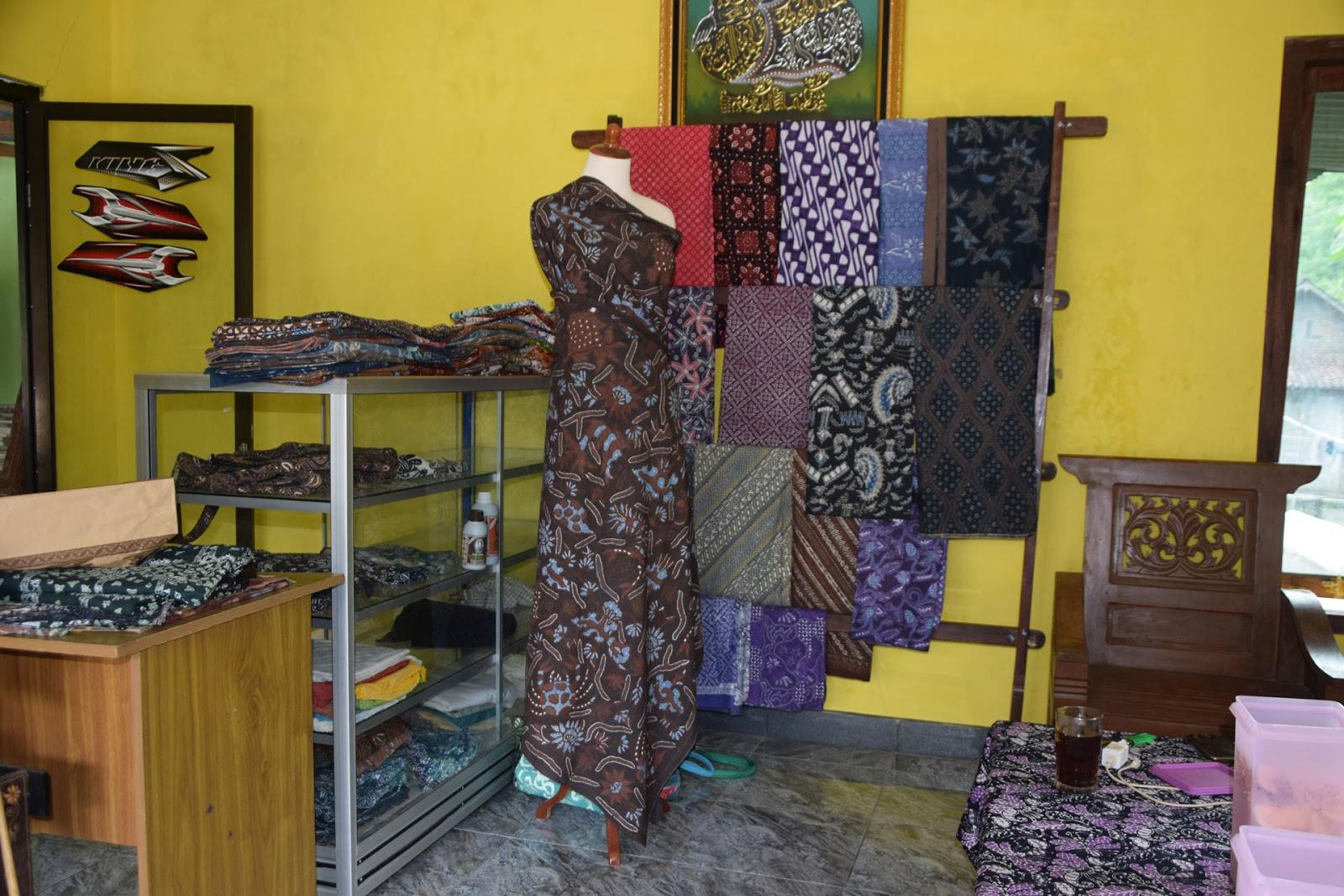 Produk Unggulan Batik Tegalrejo