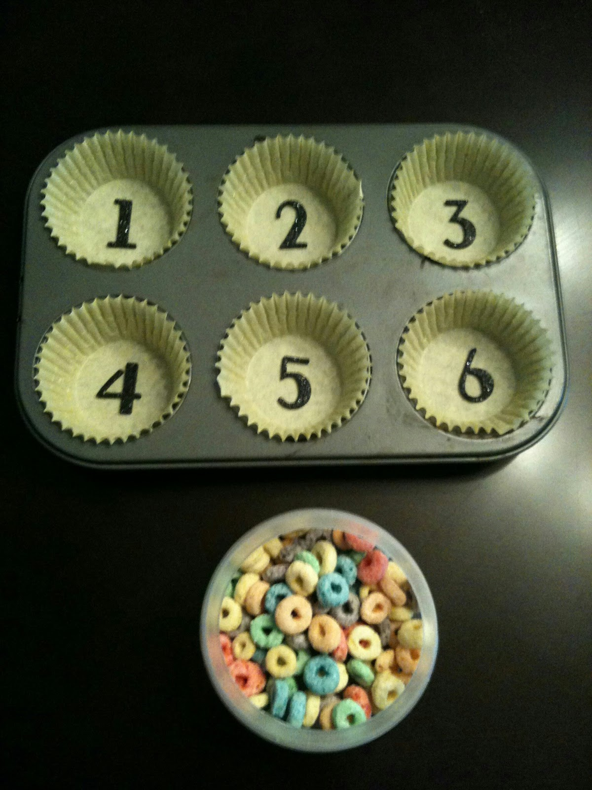 For The Love Of Learning Diy Counting Activity
