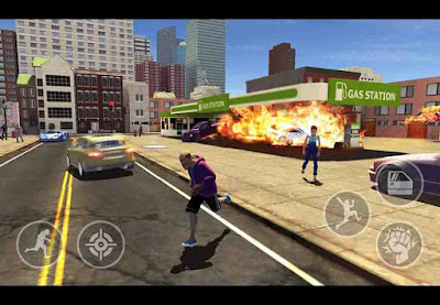 Miami Gangsta Stories 2018 v1.08 Mod APK4