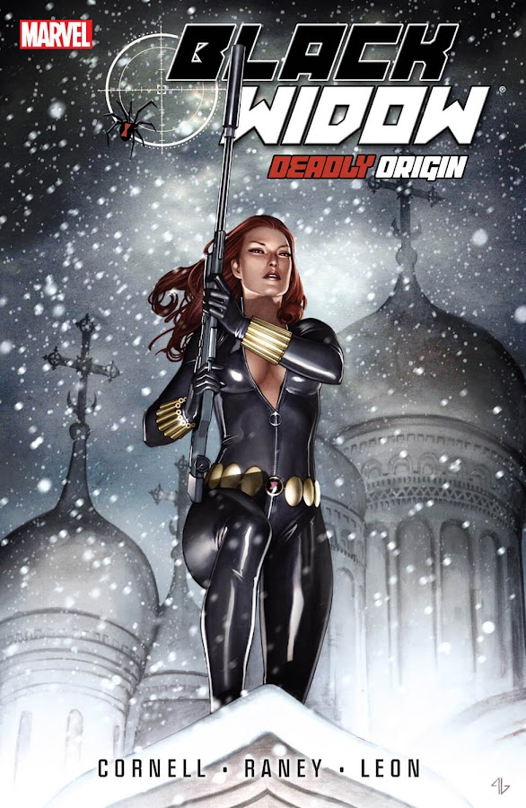 black widow deadly origin natasha romanoff marvel comics secret agent icepick protocol paul cornell adi granov tom raney
