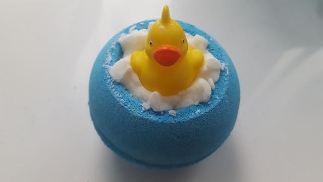 Yorkshire Soap Company Duck Bath Bomb, Pool Party