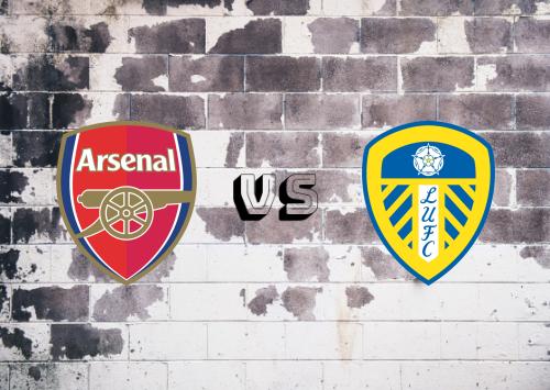 Arsenal vs Leeds United  Resumen y Partido Completo