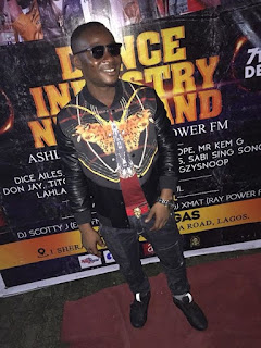 Pictures & Video of The Magic Pay Record Boss & Artist Hush RC, Shutdown African Shrine & Club Vegas Ikeja