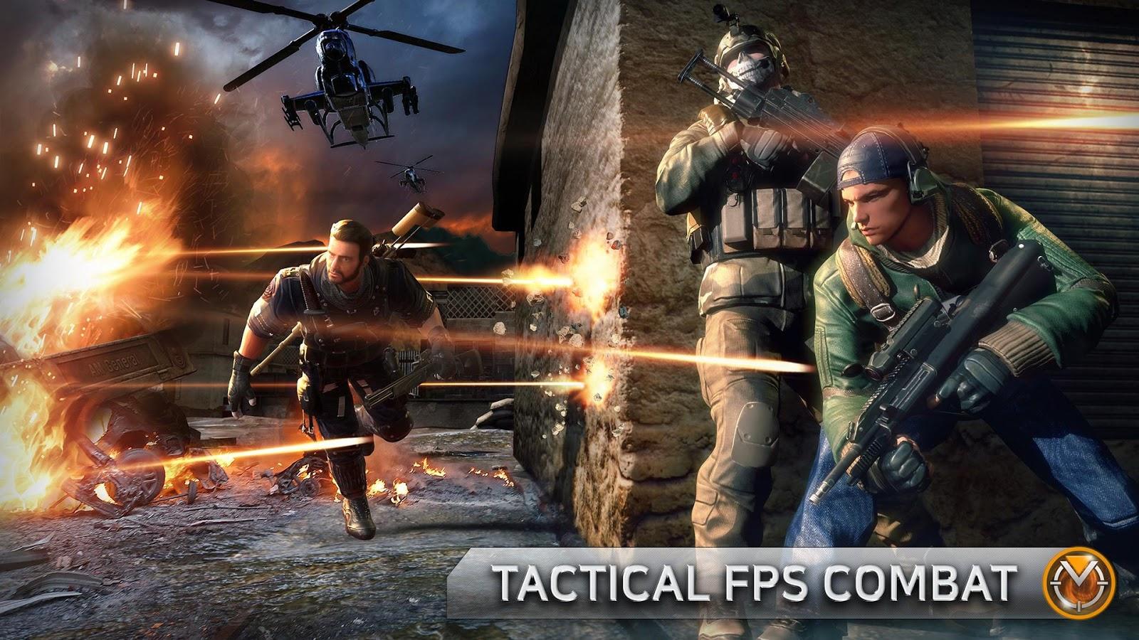 Combat Squad Online FPS MOD APK