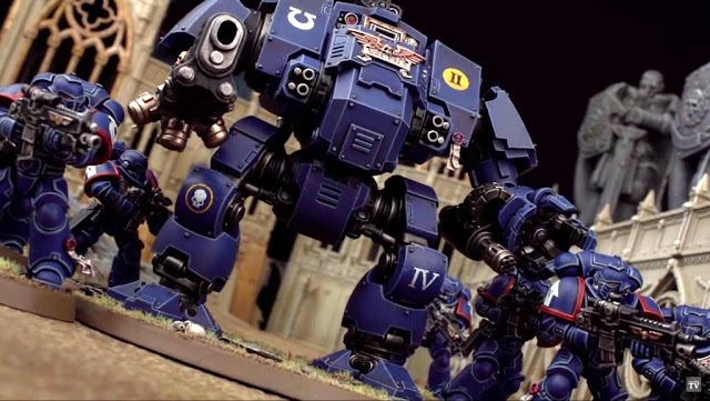 The Repulsor Unveiled: Video Review of the Space Marine Codex and Primaris Units
