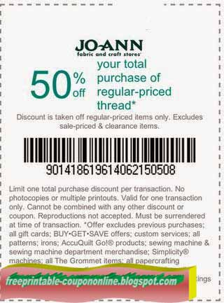 Popular JOANN Coupon Codes