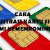 Cara Registrasi dan Validasi Kartu Perdana Terbaru Berdasarkan Peraturan Menteri Kominfo