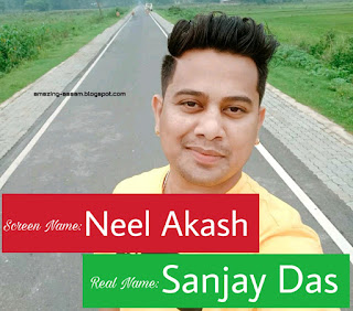 Neel akash real name