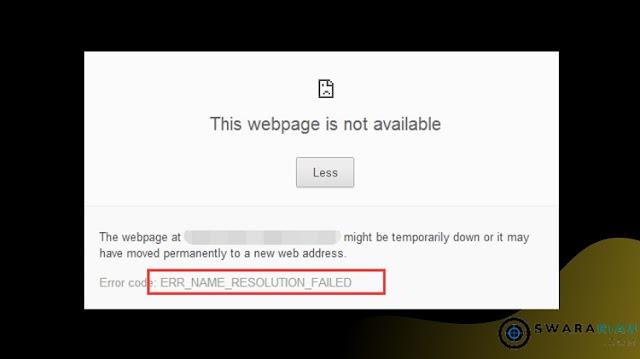 Penyebab Chrome Error 137