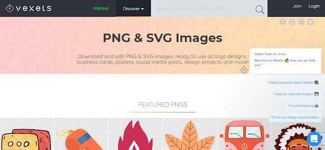 أفضل 5 مواقع لتحميل صور بدون خلفية png