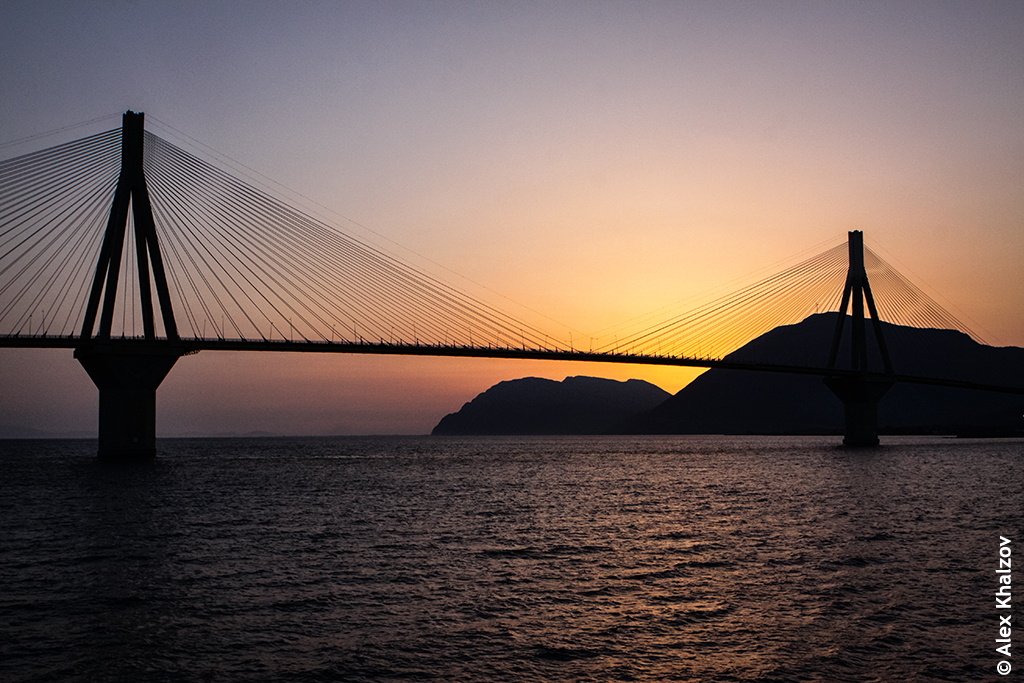 Мост Рион — Андирион