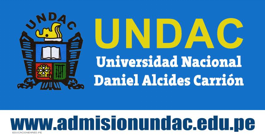 Resultados UNDAC 2019 (9 Septiembre) Lista Ingresantes Examen Modalidades y Convenios - Universidad Nacional Daniel Alcides Carrión | www.admisionundac.edu.pe | www.undac.edu.pe