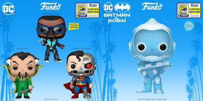 Funko's San Diego Comic-Con 2020 Exclusives Part 2 – DC Comics, Black Lightning and Batman & Robin