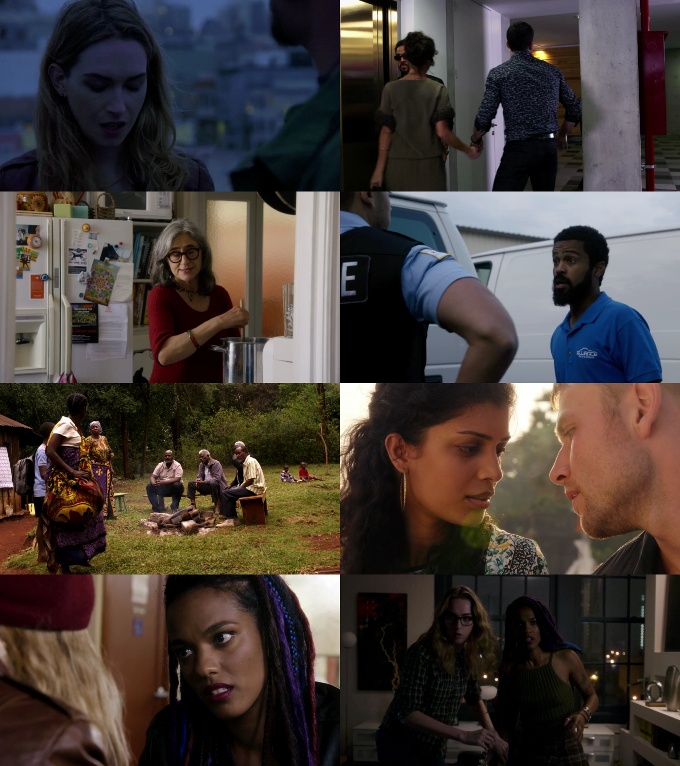 Sense8 Temporada 1 720p Latino